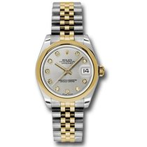 Rolex Lady-Datejust Steel 31mm Silver United States of America, Pennsylvania, Holland