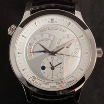 Jaeger-LeCoultre 142.8.92 Acero Master Geographic 38mm usados