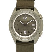 Hamilton Khaki Pilot Pioneer new Automatic Watch with original box and original papers H80405865