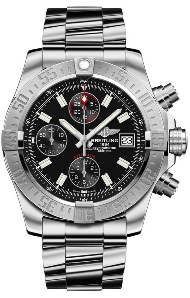Breitling Avenger II A1338111/BC32-170A 2018 nuevo