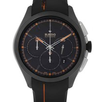 Rado HyperChrome Chronograph new Automatic Chronograph Watch with original box and original papers R32525169