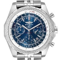 Breitling Bentley Motors Steel 48.7mm Blue