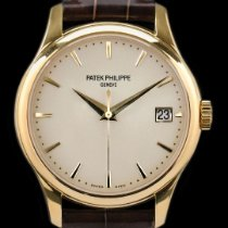 Patek Philippe 5227J-001 Yellow gold 2018 Calatrava 39mm pre-owned United States of America, New York, New York
