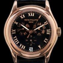 Patek Philippe Annual Calendar Rose gold 37mm Roman numerals United States of America, New York, New York