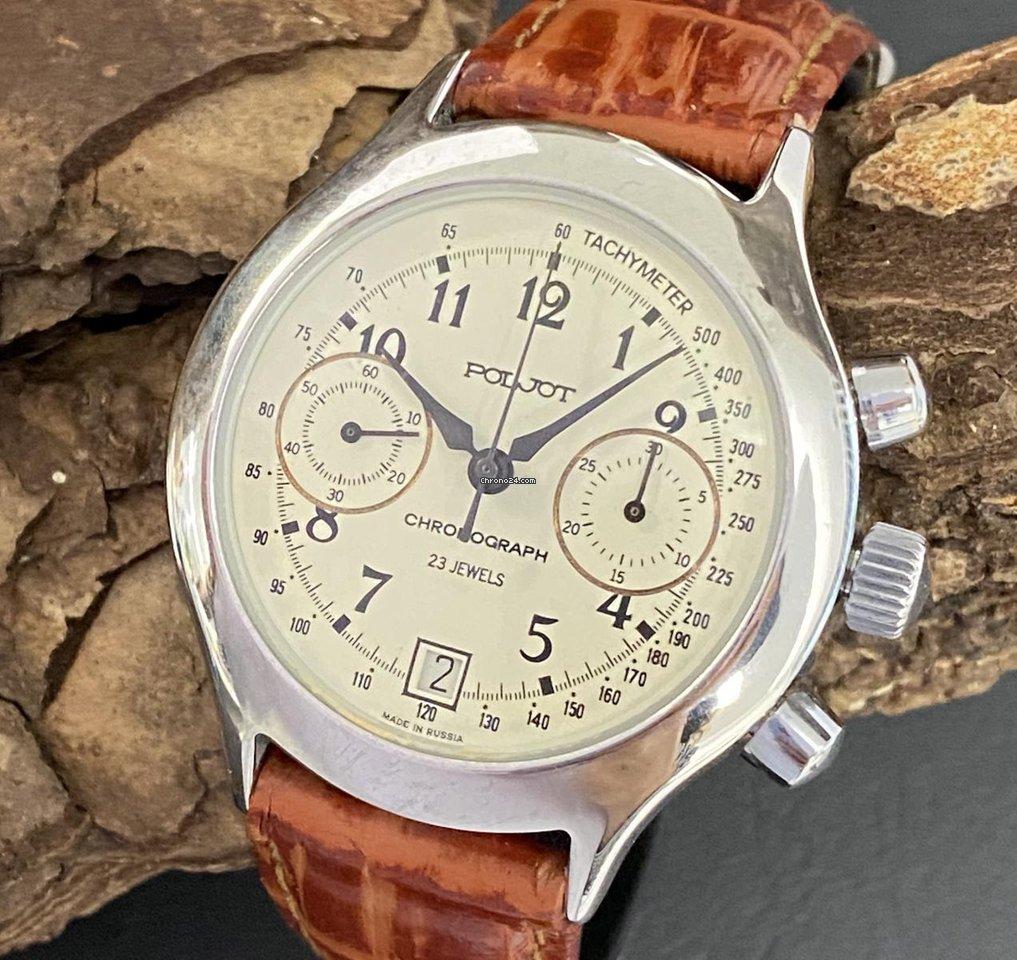 Poljot órák vásárlása | Chrono24