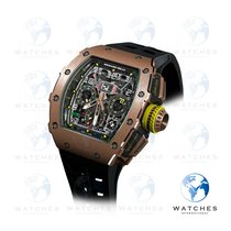 Richard Mille RM 011 Richard Mille RM 11-03 Full Rose Very good Rose gold Automatic United States of America, New York