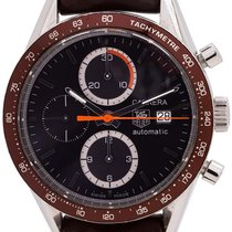 TAG Heuer Carrera Calibre 16 Steel 41mm United States of America, California, West Hollywood