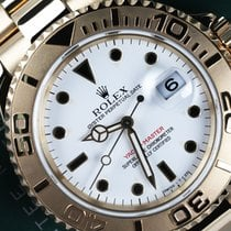 Rolex 16628 Yellow gold Yacht-Master 40mm pre-owned United States of America, New York, New York