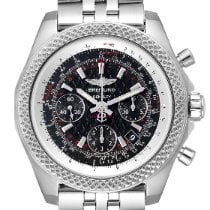 Breitling Bentley B06 Сталь 49mm Черный