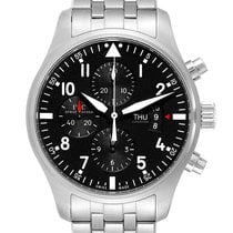 IWC IW377704 Steel 2015 Pilot Chronograph 43mm pre-owned United States of America, Georgia, Atlanta