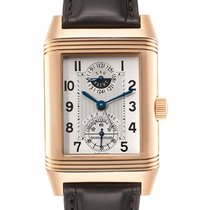 Jaeger-LeCoultre Automatic Silver Arabic numerals 29mm pre-owned Reverso (submodel)