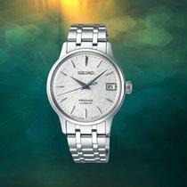 Seiko Relógio de senhora Presage 40.4mm Automático novo Relógio com caixa e documentos originais