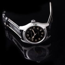 Hamilton Khaki Field Steel 42mm Black United States of America, California, San Mateo