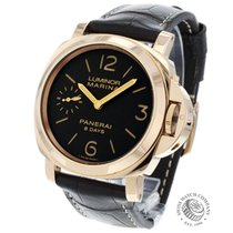 Panerai Luminor Marina 8 Days PAM511 2014 gebraucht
