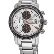 Chopard Grand Prix de Monaco Historique new Automatic Chronograph Watch with original box 158992-3006