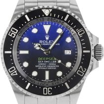 Rolex Sea-Dweller Deepsea new Automatic Watch with original box and original papers 116660