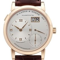 A. Lange & Söhne Rose gold 38.5mm Manual winding 191.032 new