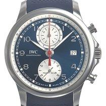 IWC IW390507 Acero 2020 Portuguese Yacht Club Chronograph 43,5mm nuevo