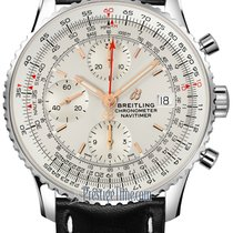 Breitling a13324121g1x4 Steel 2021 Navitimer Heritage 41mm new United States of America, New York, Airmont