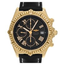 Breitling Crosswind Racing Yellow gold 44mm Black Roman numerals United States of America, Florida, Surfside
