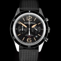 Bell & Ross Steel 43mm Automatic BRV126-ST-HER/SRB pre-owned South Africa, Pretoria