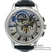 Zenith El Primero Tourbillon new Automatic Chronograph Watch with original box and original papers