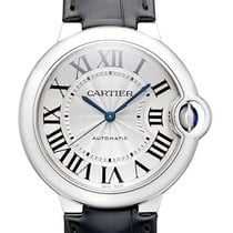 Cartier Ballon Bleu 36mm neu 2020 Automatik Uhr mit Original-Box und Original-Papieren W69017Z4