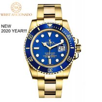 Rolex Submariner Date 116618LB New Yellow gold 40mm Automatic