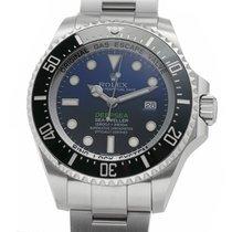 Rolex Sea-Dweller Deepsea 116660 Sehr gut Stahl 44mm Automatik