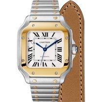 Cartier Santos (submodel) W2SA0007 W2SA0016 2020 nuevo