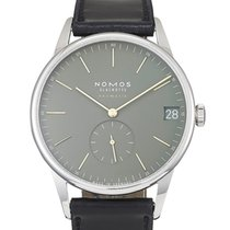 NOMOS Orion Neomatik Steel 40.5mm Grey