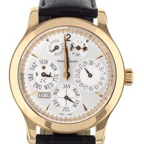Jaeger-LeCoultre Master Eight Days Perpetual Rose gold 42mm Silver United States of America, Illinois, BUFFALO GROVE