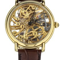 Maurice Lacroix Masterpiece Squelette Rose gold 43mm Transparent United States of America, Illinois, BUFFALO GROVE