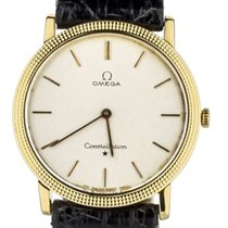 Omega Constellation Yellow gold 33mm White United States of America, Illinois, BUFFALO GROVE