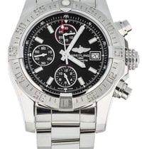 Breitling Avenger II Steel 43mm Black United States of America, Illinois, BUFFALO GROVE