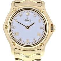 Ebel Classic Yellow gold 23mm