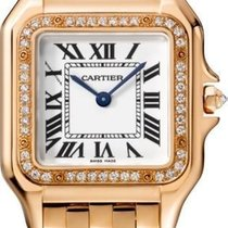 Cartier Panthère Rose gold 27mm White United States of America, New York, New York
