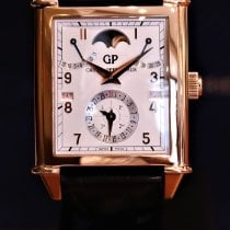 Girard Perregaux Or rouge Remontage automatique occasion Vintage 1945