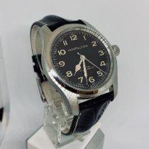 Hamilton Khaki Field Steel 42mm Black Arabic numerals United States of America, New York, NY