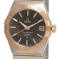 Omega Constellation Men new Automatic Watch with original box