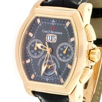 Carl F. Bucherer Rose gold 39mm Automatic ES25036085 pre-owned United States of America, New York, New York