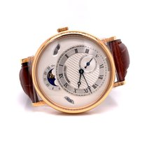 Breguet Classique Rose gold 39mm Silver Roman numerals United States of America, California, Beverly Hills