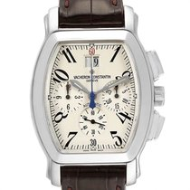 Vacheron Constantin Royal Eagle Steel 37mm Silver Arabic numerals United States of America, Georgia, Atlanta