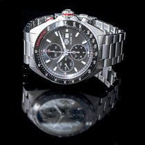TAG Heuer Formula 1 Calibre 16 Steel 44mm Grey United States of America, California, San Mateo