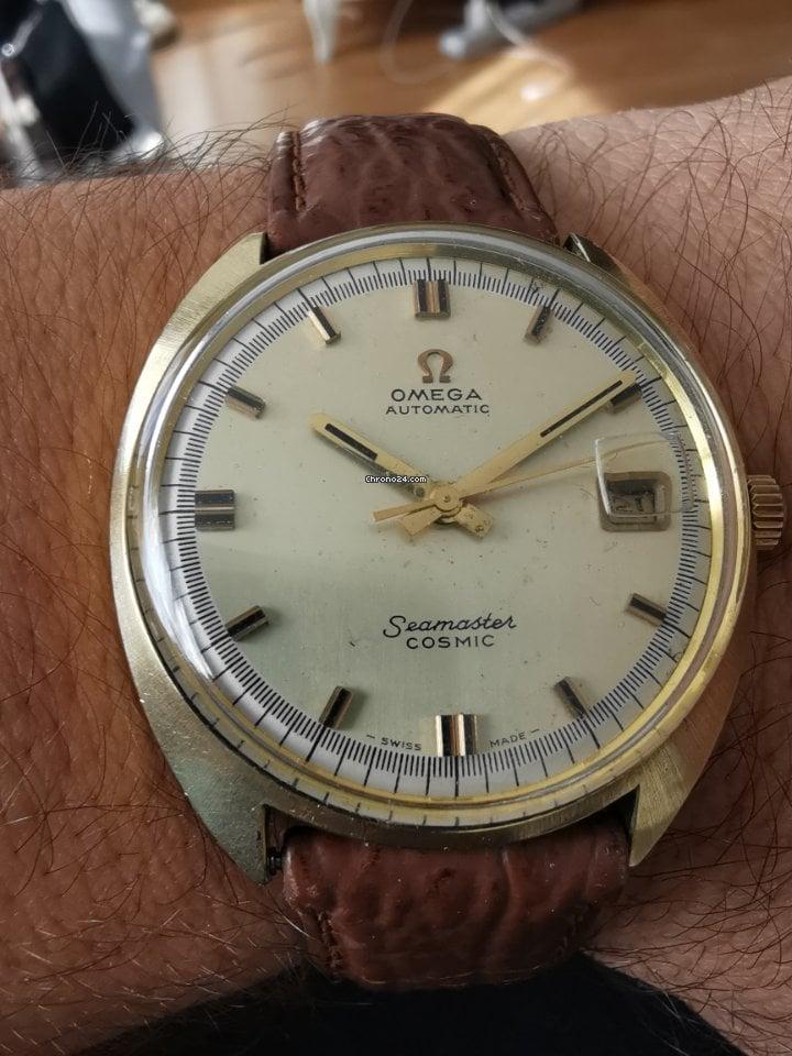 Omega 166026 1965 ikinci el