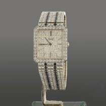 Piaget Protocole Very good White gold Manual winding