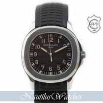 Patek Philippe 5165A-001 Steel 2007 Aquanaut 40mm pre-owned