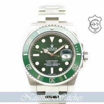 Rolex Submariner Date Acciaio 40mm Verde Senza numeri Italia, Riccione