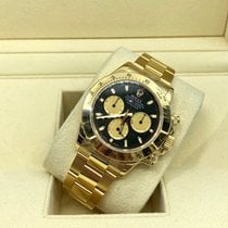 Rolex 116528 Yellow gold 2005 Daytona 40mm pre-owned United States of America, New York, New York