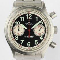 Omega Dynamic Chronograph Steel 38mm Black Arabic numerals United Kingdom, London